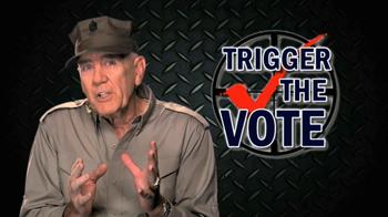 National Rifle Association TV Spot, Featuring R. LEE Ermey - Thumbnail 4