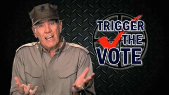 National Rifle Association TV Spot, Featuring R. LEE Ermey - Thumbnail 5