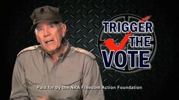 National Rifle Association TV Spot, Featuring R. LEE Ermey - Thumbnail 6