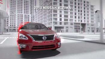 2013 Nissan Altima TV Spot, 'Bottom Line Model Year-End Event'