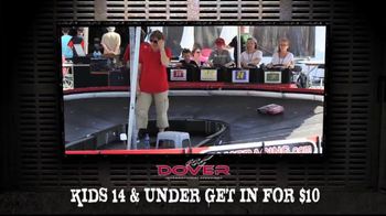 Dover International Speedway TV Spot - Thumbnail 10