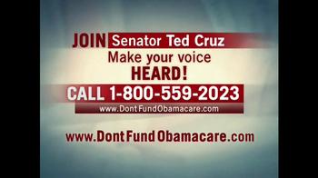 Senate Conservatives Fund TV Spot, 'Don't Fund Obama Care' - Thumbnail 8