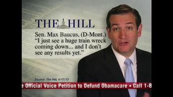 Senate Conservatives Fund TV Spot, 'Don't Fund Obama Care' - Thumbnail 1