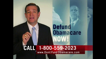 Senate Conservatives Fund TV Spot, 'Don't Fund Obama Care' - Thumbnail 7