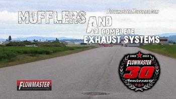 Flowmaster Mufflers TV Spot, 'Heart-Pounding Power' - Thumbnail 8