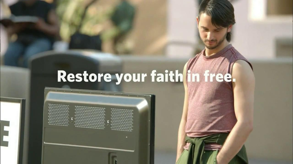 FirstBank TV Commercial, 'Restore Your Faith in Free'