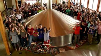 New Belgium Brewing Company Fat Tire TV Spot - Thumbnail 9