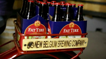 New Belgium Brewing Company Fat Tire TV Spot - Thumbnail 4