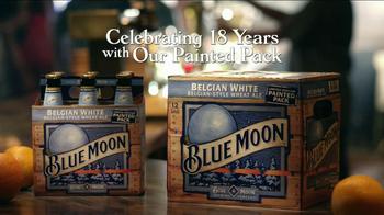 Blue Moon Belgian White TV Spot, 'Celebrating 18 Years' - Thumbnail 9
