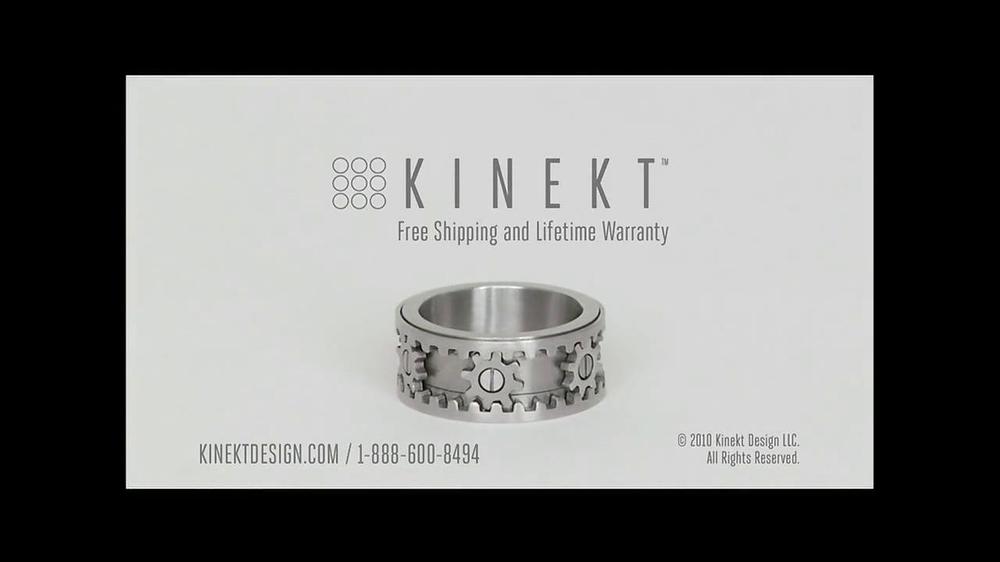 Kinekt Designs Gear Ring Tv Spot Ispot Tv