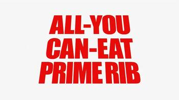 Golden Corral Prime Rib & Shrimp Weekend TV Spot - Thumbnail 5