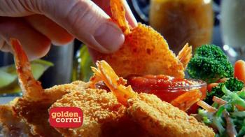 Golden Corral Prime Rib & Shrimp Weekend TV Spot - Thumbnail 7