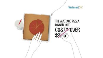 Walmart TV Spot, 'Pizza Dinner Savings' - Thumbnail 3