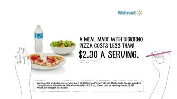 Walmart TV Spot, 'Pizza Dinner Savings' - Thumbnail 5