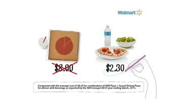 Walmart TV Spot, 'Pizza Dinner Savings' - Thumbnail 6
