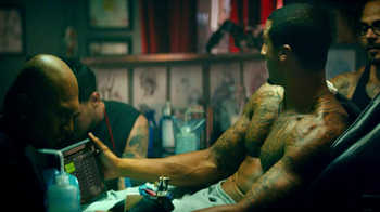 Yahoo! Fantasy Football TV Spot, 'Ink' Featuring Colin Kaepernick