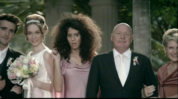 Dove Daily Moisture TV Spot, 'Wedding Reception' - 3210 commercial airings