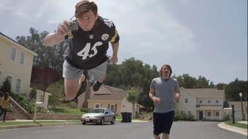 DIRECTV NFL Sunday Ticket TV Spot, 'Flying' - Thumbnail 1
