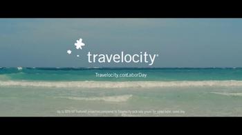 Travelocity TV Spot, 'Labor Day' - Thumbnail 4