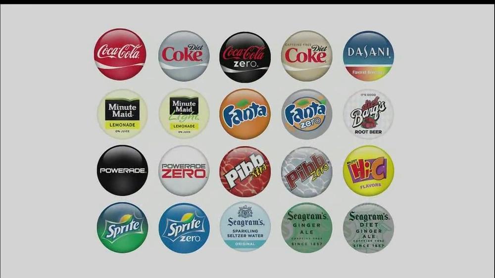 Coca-Cola TV Commercial, 'Choices'