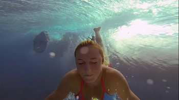 GoPro HERO3 TV Spot Featuring Lakey Peterson, Song by Vance Joy - Thumbnail 3