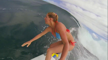 GoPro HERO3 TV Spot Featuring Lakey Peterson, Song by Vance Joy - Thumbnail 5