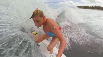 GoPro HERO3 TV Spot Featuring Lakey Peterson, Song by Vance Joy - Thumbnail 6