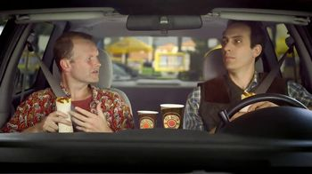 Sonic Drive-In Red Button Roast TV Spot, 'Expressions'