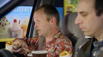 Sonic Drive-In Red Button Roast TV Spot, 'Expressions' - Thumbnail 2