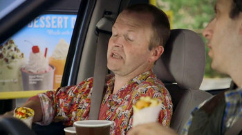 Sonic Drive-In Red Button Roast TV Spot, 'Expressions' - Thumbnail 3