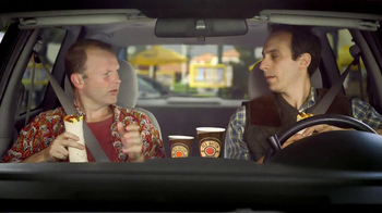Sonic Drive-In Red Button Roast TV Spot, 'Expressions' - Thumbnail 5