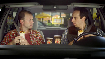 Sonic Drive-In Red Button Roast TV Spot, 'Expressions' - Thumbnail 8