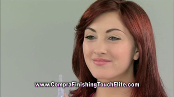 Finishing Touch Elite TV Spot Con Alessia Andrade [Spanish] - Thumbnail 9