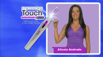 Finishing Touch Elite TV Spot Con Alessia Andrade [Spanish] - Thumbnail 1