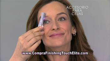Finishing Touch Elite TV Spot Con Alessia Andrade [Spanish] - Thumbnail 8