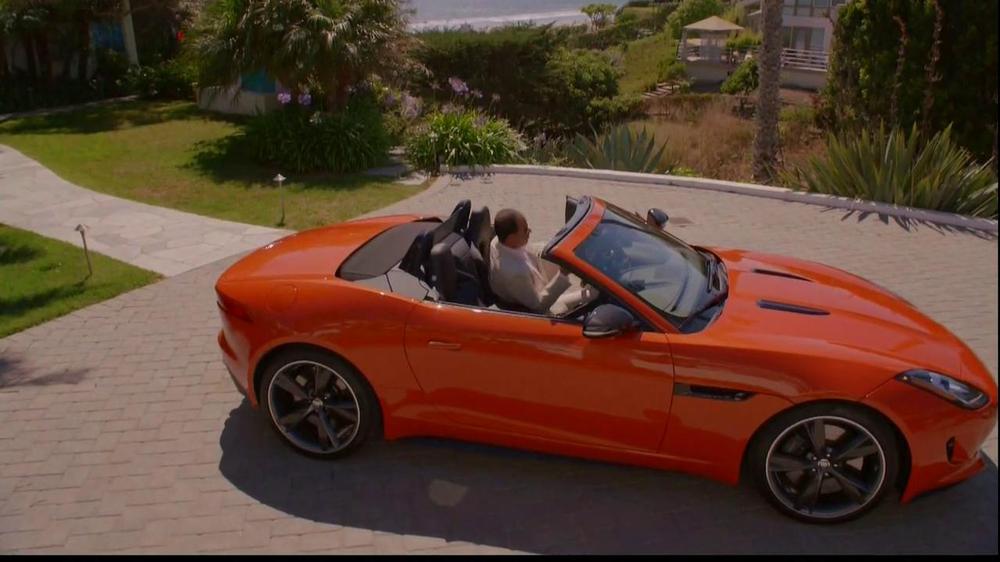 The Profit TV Commercial, 'Jaguar F-Type'