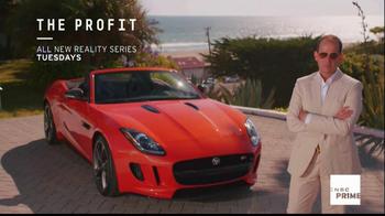 The Profit TV Spot, 'Jaguar F-Type' - Thumbnail 9