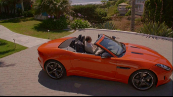 The Profit TV Spot, 'Jaguar F-Type'