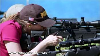 Sig Sauer Academy TV Spot, 'Better Shooter' - Thumbnail 9