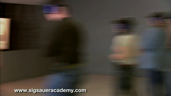 Sig Sauer Academy TV Spot, 'Better Shooter' - Thumbnail 6