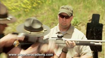 Sig Sauer Academy TV Spot, 'Better Shooter' - Thumbnail 8