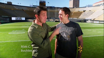 Walmart TV Spot, 'Steak-Over: University of Colorado' - Thumbnail 1
