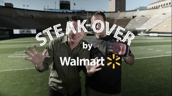 Walmart TV Spot, 'Steak-Over: University of Colorado' - 772 commercial airings
