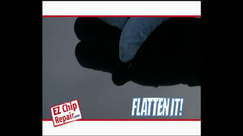 EZ Chip Repair TV Spot, 'Pointing Out the Obvious' - Thumbnail 5
