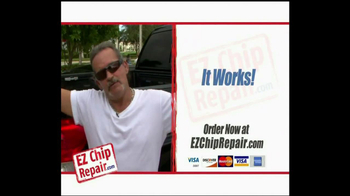 EZ Chip Repair TV Spot, 'Pointing Out the Obvious' - Thumbnail 8
