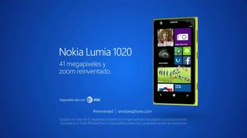 Microsoft Windows Phone Nokia Lumia 1020 TV Spot, 'Fútbol' [Spanish] - Thumbnail 10