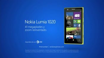 Microsoft Windows Phone Nokia Lumia 1020 TV Spot, 'Fútbol' [Spanish] - Thumbnail 9