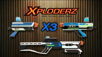 Xploderz X3 TV Spot - Thumbnail 2