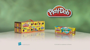Play-Doh TV Spot, 'A Little Imagination' - Thumbnail 10
