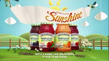 Smucker's Natural TV Spot, 'Truly Extraordinary'